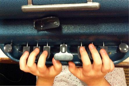 Listen to the Brailler Go!