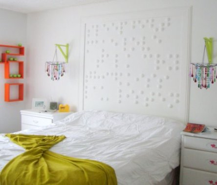 Braille Fail - braille headboard