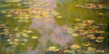 Famous People with Visual Impairments - Claude Monet